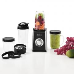 Standmixer 9in1 Mixer Smoothie-Maker Küchenmaschine Milchshake Blender [in.tec]